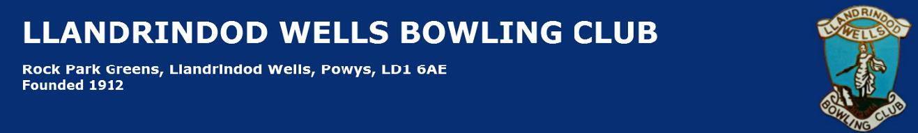 Llandrindod Wells Bowls Club